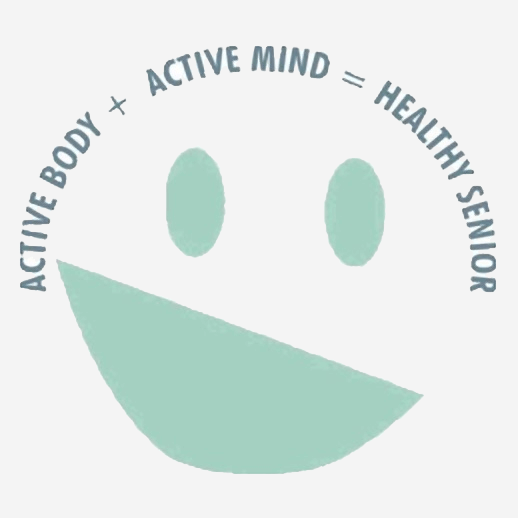 Active Body+Active Mind=Healthy Senior