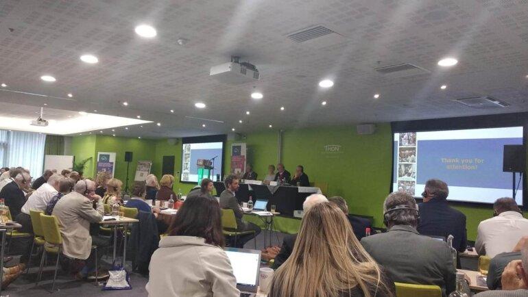 """Συμμετοχή της 50και Ελλάς στο συνέδριο της AGE PLATFORM EUROPE """"Ισότητα και συμμετοχή σε μεγαλύτερη ηλικία"""""""